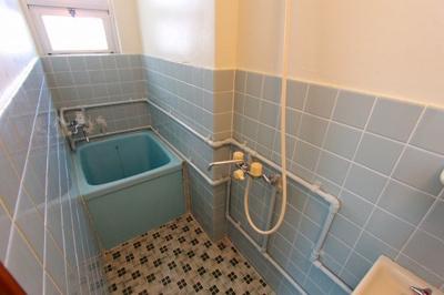 【浴室】コーポ花城