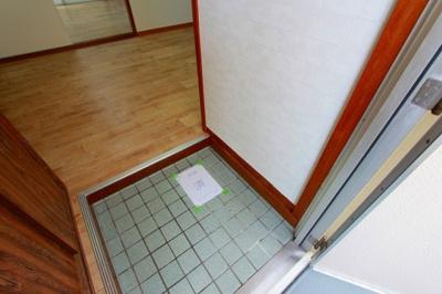 【玄関】コーポ花城