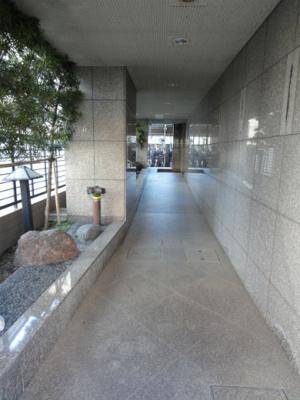 【エントランス】プロスペクト入谷