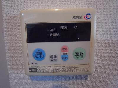 【設備】エクセルハイツ