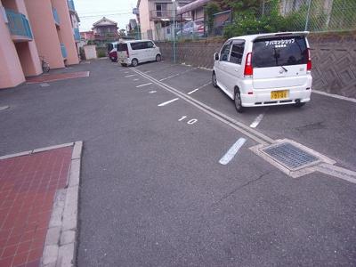 【駐車場】畷ハイツ