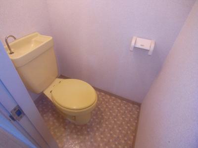 【トイレ】畷ハイツ