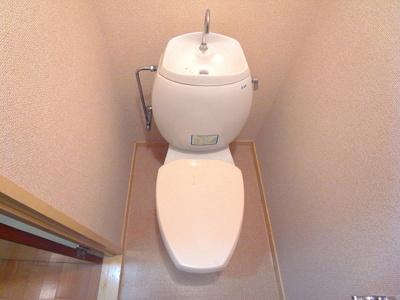 【トイレ】畷ガ-デンハイツ