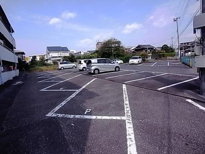 【駐車場】山口マンション