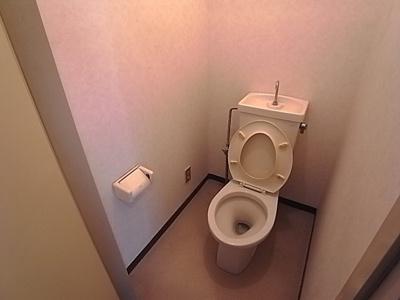 【トイレ】山口マンション