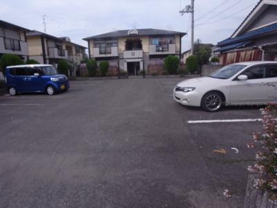 【駐車場】サンビレッジ中西