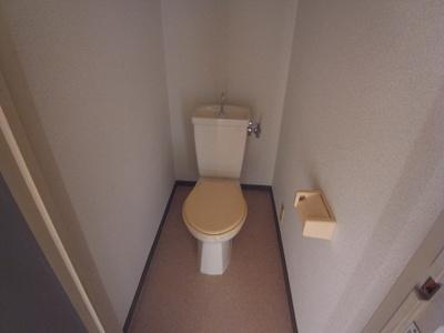 【トイレ】サンハイツⅠ