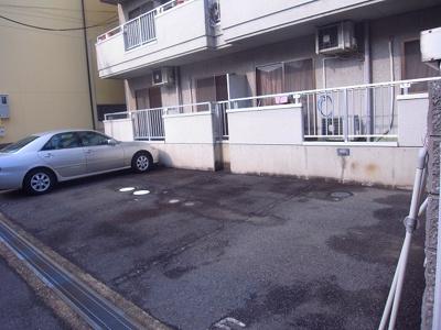 【駐車場】サンハイツⅠ