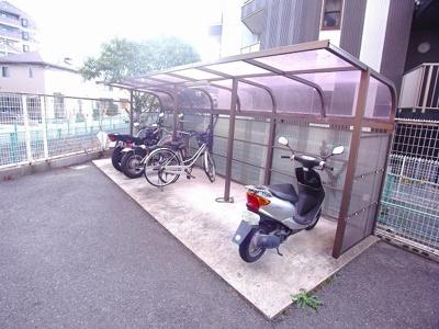 【その他共用部分】平井ハイツ三番館