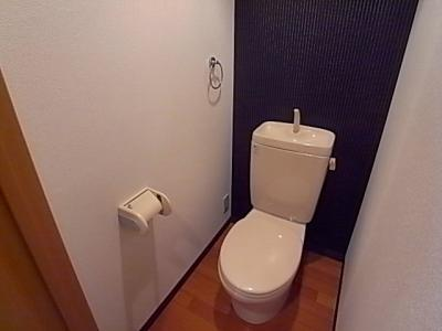 【トイレ】マンショントミー