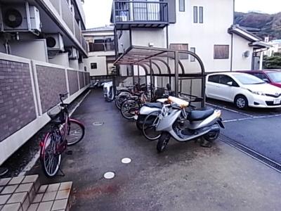 【その他共用部分】シャトレ-ベ-ルⅡ