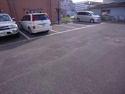 【駐車場】シャールミング