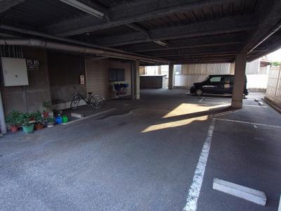 【駐車場】カサベルデ柳
