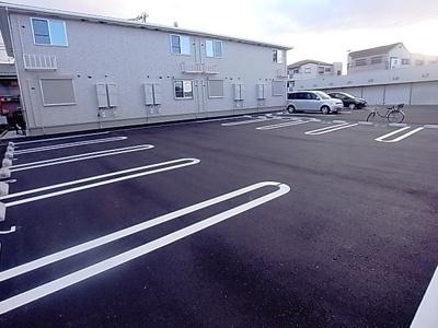 【駐車場】ボナールセカンドハイツ