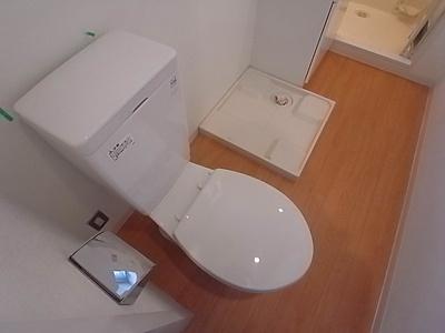 【トイレ】グランカレ