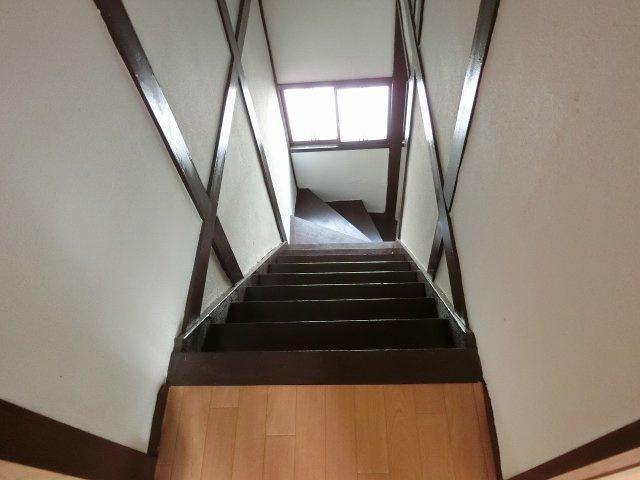 福万寺町南(八尾市 戸建て賃貸) 階段