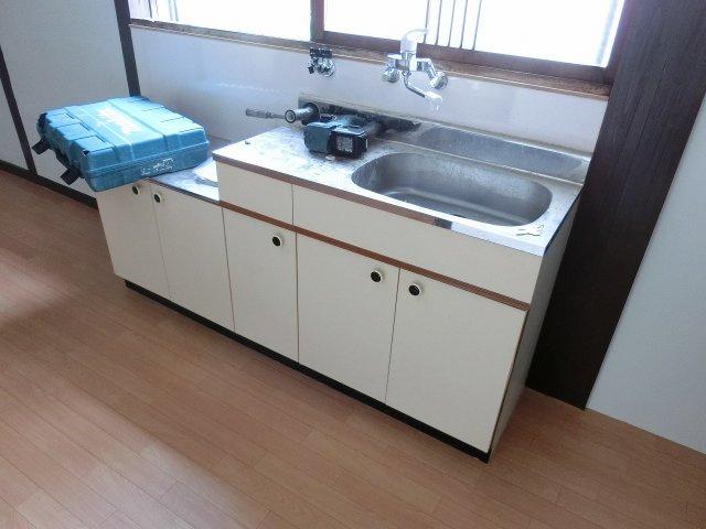 福万寺町南(八尾市 戸建て賃貸) キッチン