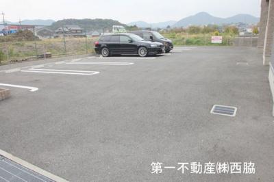 【駐車場】モスフロックス