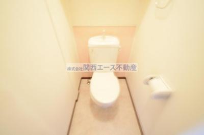 【トイレ】メゾンシャロームB棟