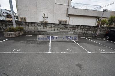 【駐車場】メゾンシャロームB棟
