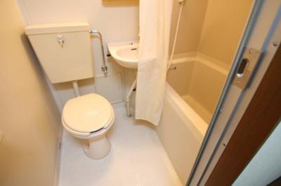 【浴室】第2細谷ハイツ