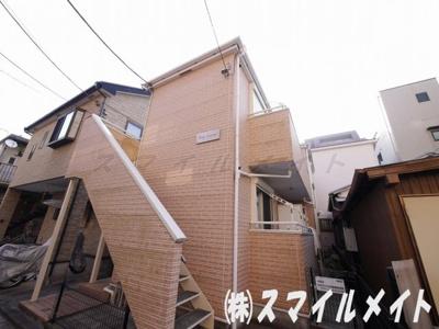 横浜駅より徒歩圏内・セキスイハイム施工の安心アパートです。