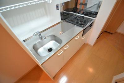 【キッチン】ハイビレッジ六甲