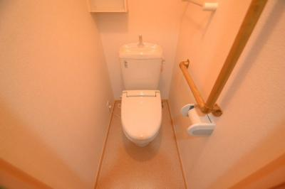 【トイレ】ハイビレッジ六甲