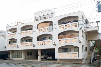 【外観】第2シーサーマンション