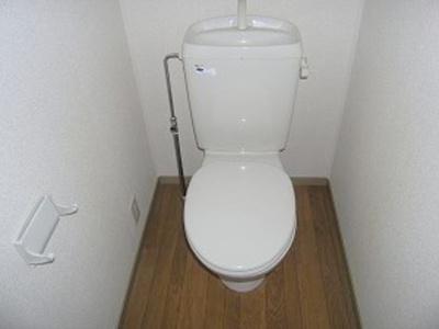 【トイレ】サンガーデンM'S