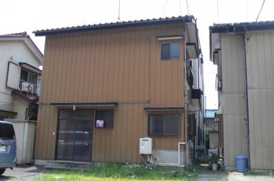 【外観】西村貸家(中央)