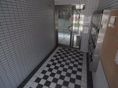 【その他共用部分】シャトラン弓木一番館