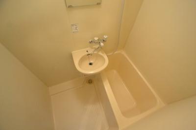 【浴室】シャトラン弓木一番館