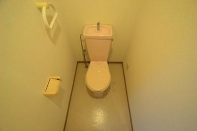 【トイレ】シャトラン弓木一番館