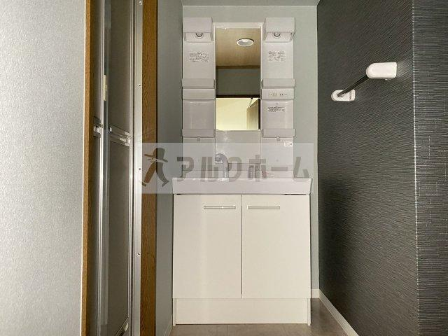 グレープヒル安堂 独立洗面台 シャンプードレッサー