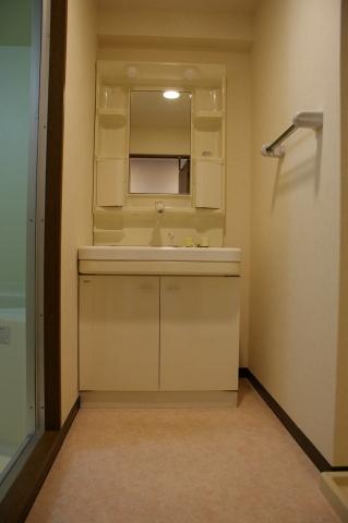 【独立洗面台】グレープヒル安堂