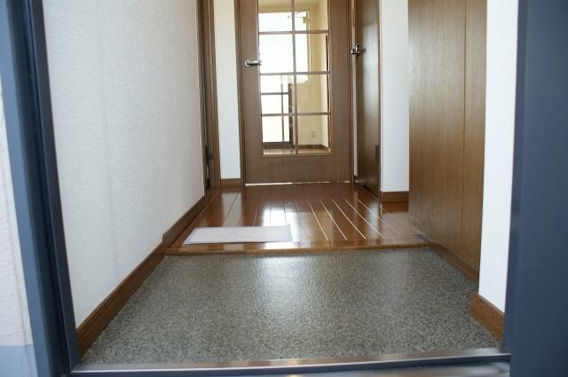 【玄関】グレープヒル安堂