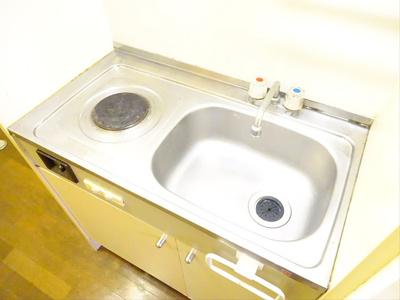【キッチン】第二白亜館
