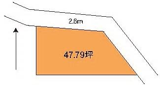 【土地図】石岡市石岡土地