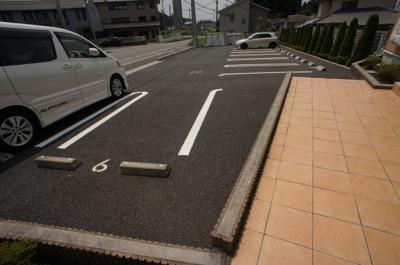 【駐車場】ソルレヴェンテⅡA