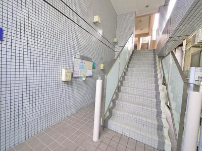 【エントランス】シティパレスJR奈良P-8