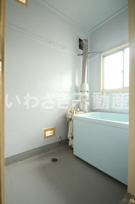 【浴室】第二小柳コーポ