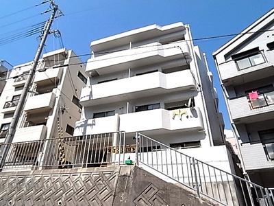 【外観】ブリード神戸壱番館