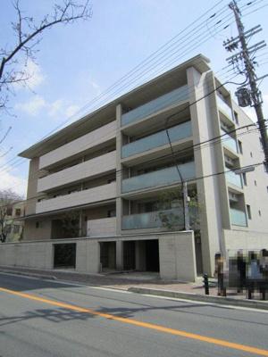 【外観】パークハウス京都岡崎有楽荘