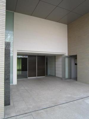 【エントランス】パークハウス京都岡崎有楽荘