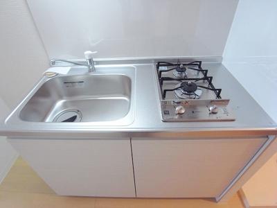 【キッチン】ヴィラナリー楠公マンション