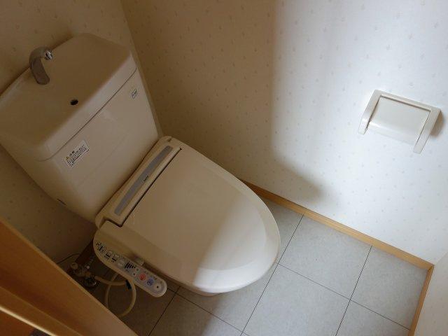 三洋ハイツ トイレ