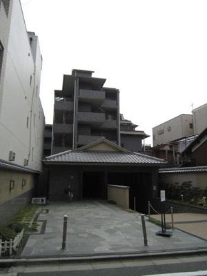 【外観】フォルム聖護院別邸