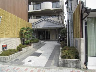 【エントランス】フォルム聖護院別邸