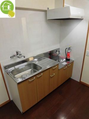 【キッチン】赤畑アパート